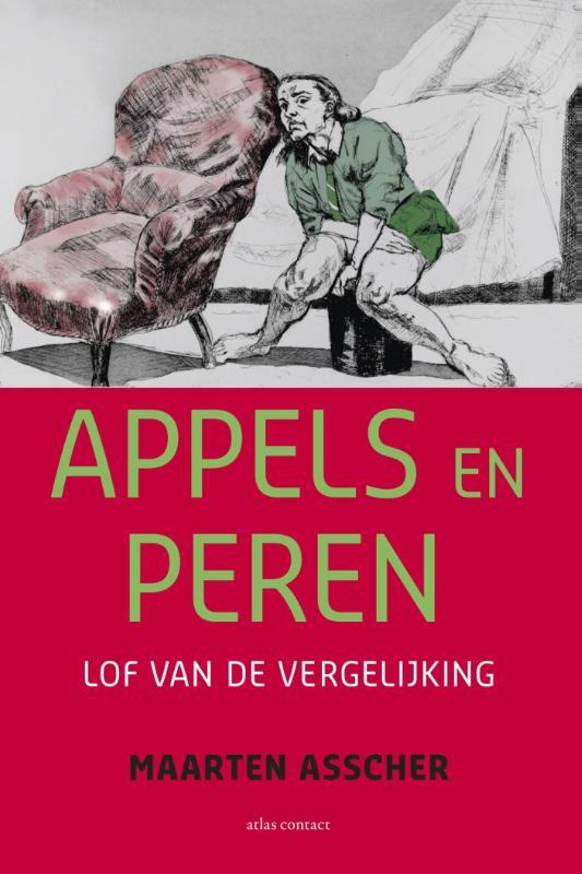 Omslag Appels en peren  -  Maarten Asscher
