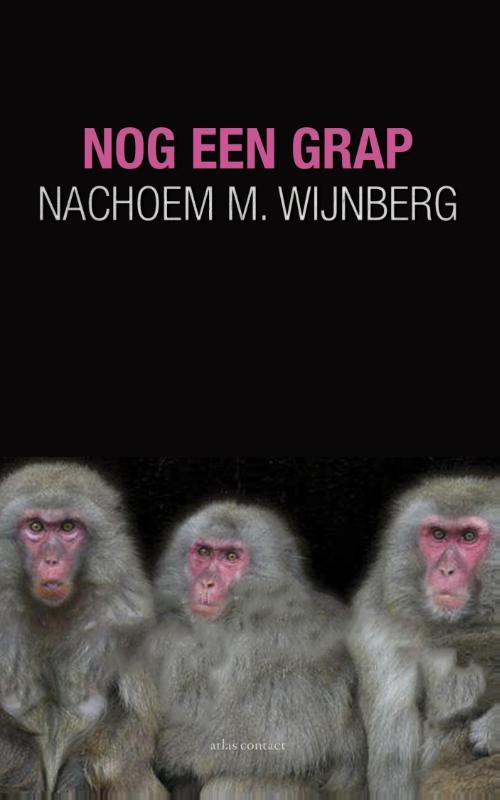 Omslag Nog een grap - Nachoem M. Wijnberg