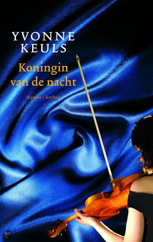 Omslag Koningin van de nacht - Yvonne Keuls