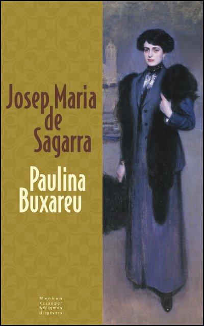Omslag Paulina Buxareu - Josep Maria de Sagarra