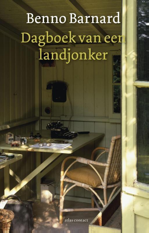 Omslag Dagboek van een landjonker - Benno Barnard