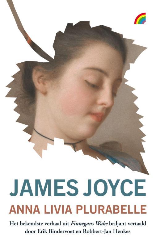 Omslag Anna Livia Plurabelle - James Joyce