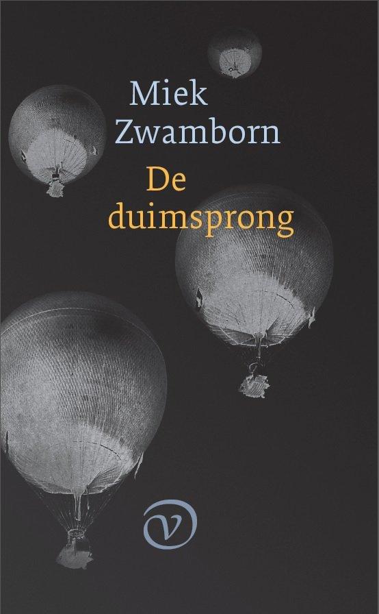 Omslag De duimsprong - Miek Zwamborn