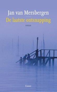 Omslag De laatste ontsnapping - Jan van Mersbergen