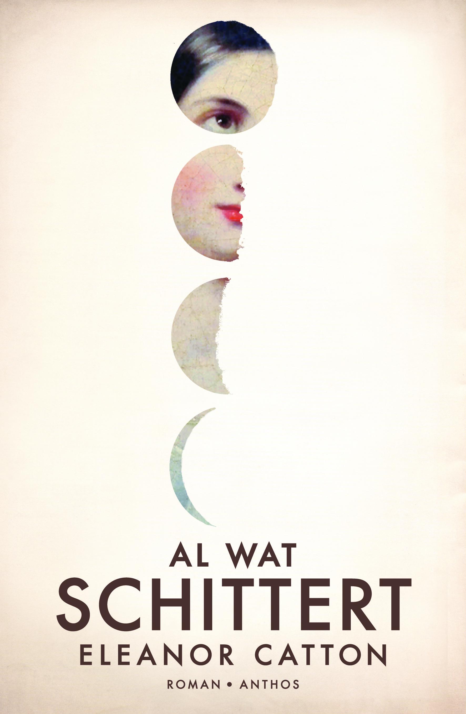 Omslag Al wat schittert - Eleanor Catton