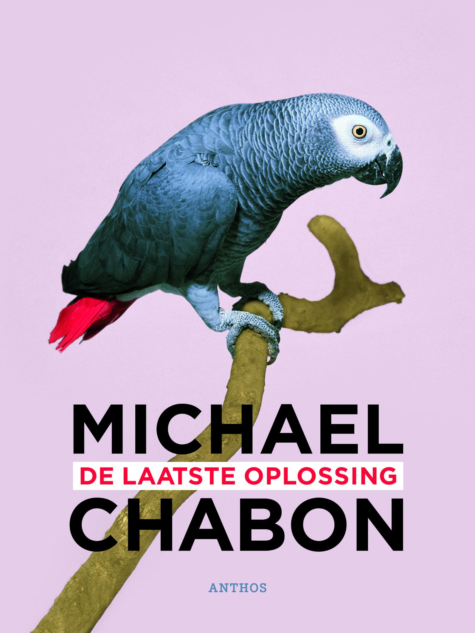 Omslag De laatste oplossing - Michael Chabon