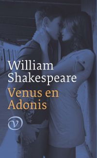 Omslag Venus en Adonis - William Shakespeare