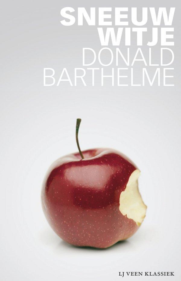 Omslag Sneeuwwitje - Donald Barthelme