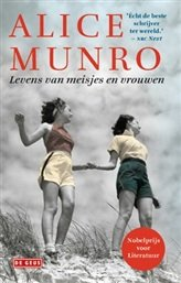 Omslag Levens van meisjes en vrouwen - Alice Munro