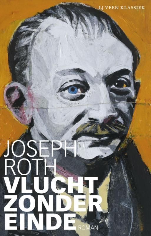 Omslag Vlucht zonder einde - Joseph Roth
