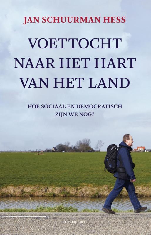 Omslag Verhalen van een land - Jan Schuurman Hess