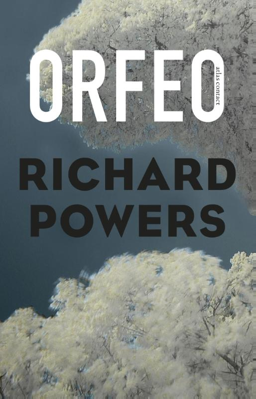 Omslag Orfeo - Richard Powers