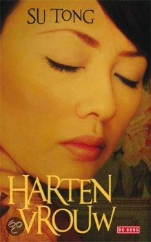 Omslag Hartenvrouw - Su Tong