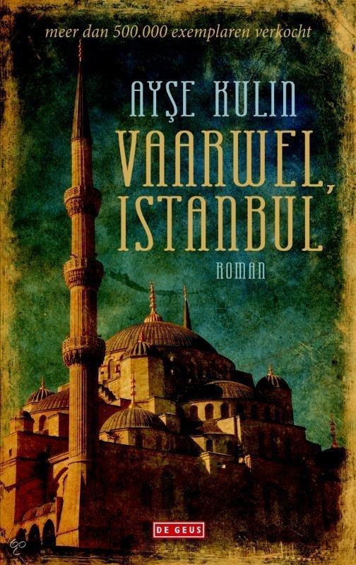 Omslag Vaarwel, Istanbul - Ayse Kulin