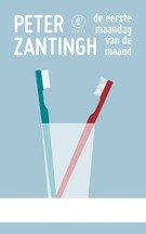 Omslag De eerste maandag van de maand - Peter Zantingh
