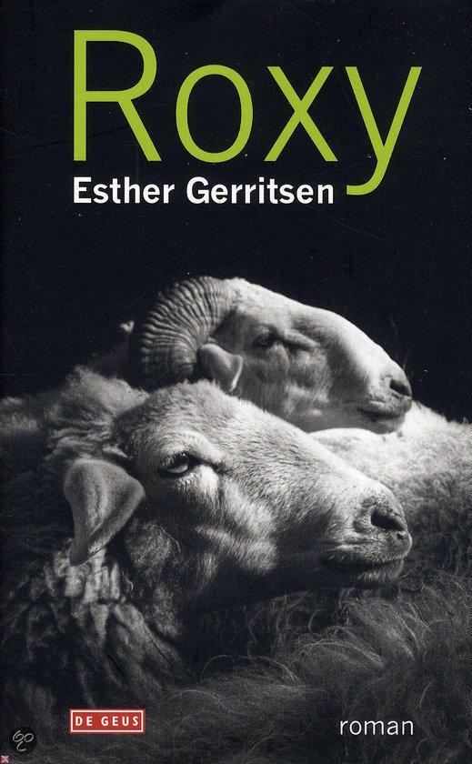Omslag Roxy - Esther Gerritsen