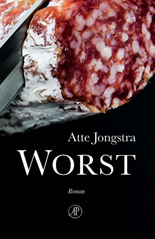 Omslag Worst - Atte Jongstra