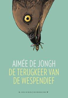 Omslag De terugkeer van de wespendief - Aimée de Jongh
