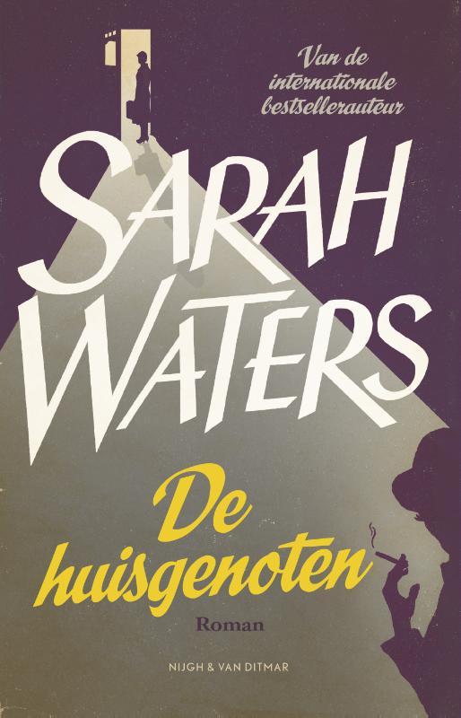 Omslag De huisgenoten - Sarah Waters