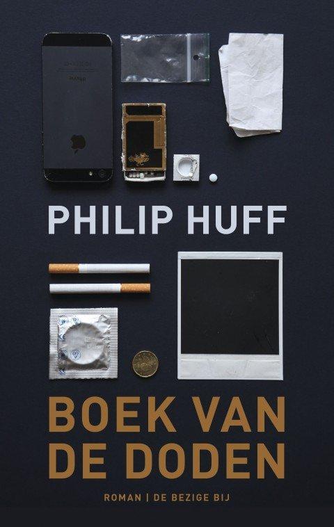 Omslag Boek van de doden - Philip Huff