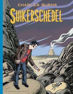 Omslag Suikerschedel  -  Charles Burns