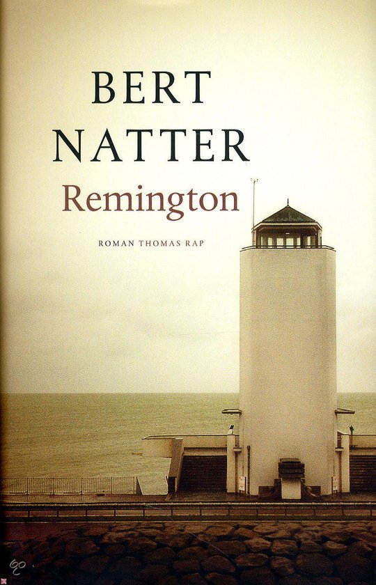 Omslag Remington  -  Bert Natter