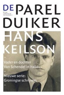 Omslag De Parelduiker 2015/1  -  Keilson, Van Schendel en Groningse schrijvers