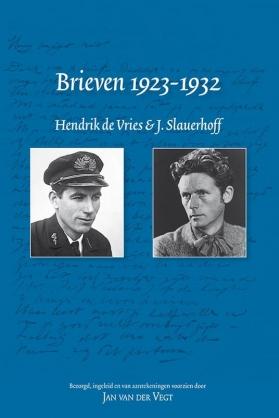 Omslag Brieven 1923 - 1936 - Hendrik de Vries & J. Slauerhoff
