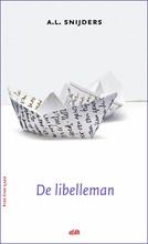 Omslag De libelleman  -  A.L. Snijders
