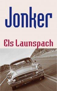 Omslag Jonker - Els Launspach