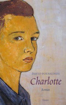 Omslag Charlotte - David Foenkinos