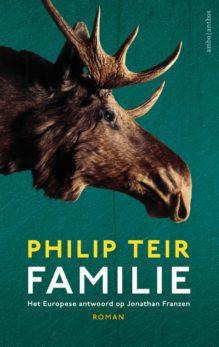 Omslag Familie - Philip Teir