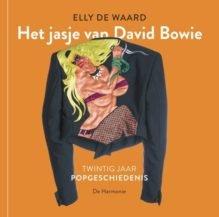 Omslag Het jasje van David Bowie - Elly de Waard