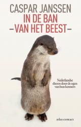Omslag In de ban van het beest - Caspar Janssen