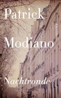 Omslag Nachtronde - Patrick Modiano