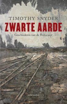 Omslag Zwarte aarde, Geschiedenis van de Holocaust - Timothy Snyder