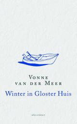 Omslag Winter in Glosterhuis - Vonne van der Meer