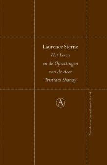 Omslag Het leven en de opvattingen van de heer Tristram Shandy - Laurence Sterne