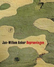 Omslag Beproevingen - Jan Willem Anker
