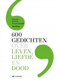 Omslag Nieuw groot verzenboek - Samengesteld door Jozef Deleu