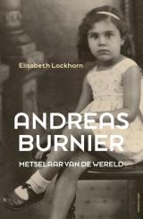 Omslag Andreas Burnier, Metselaar van de wereld - Elisabeth Lockhorn