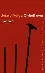 Omslag Onheil over Taitara - José J. Veiga