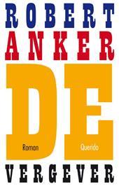 Omslag De vergever - Robert Anker