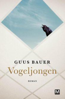Omslag Vogeljongen - Guus Bauer