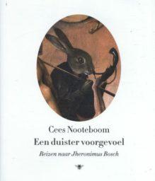 Omslag Een duister voorgevoel - Cees Nooteboom