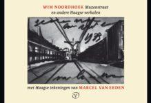 Omslag Muzenstraat en andere Haagse verhalen - Wim Noordhoek