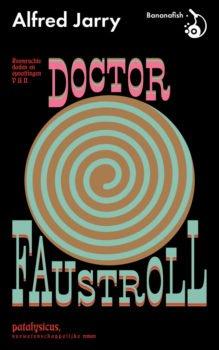 Omslag Doctor Faustroll - Alfred Jarry
