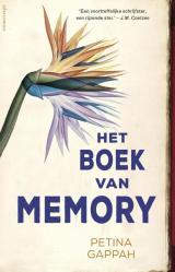 Omslag Het boek van Memory - Petina Gappah