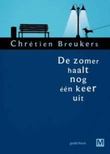 Omslag De zomer haalt nog één keer uit - Chrétien Breukers