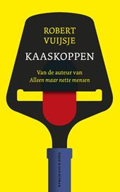 Omslag Kaaskoppen - Robert Vuijsje